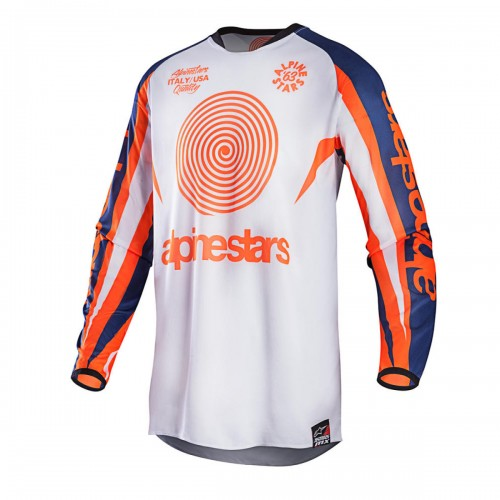 Tricou Alpinestars Racer Braap Limited Edition Indy