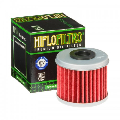 Filtru ulei HIFLOFILTRO HF116