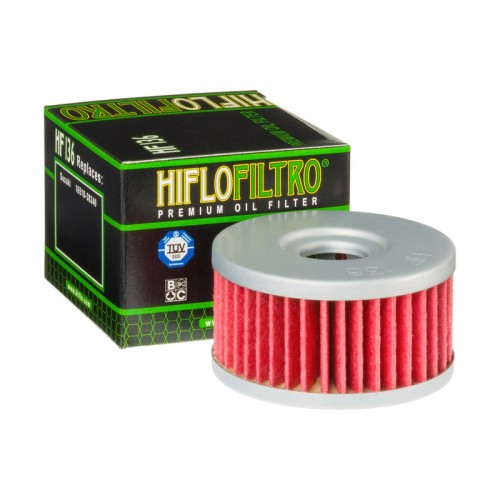 Filtru ulei HIFLOFILTRO HF136