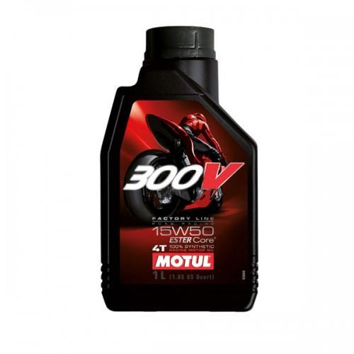 Motul 300V 4T Factory Line 15W50 1L