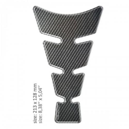 Tank Pad onedesign Carbon - 21.3 cm X 12.8 cm